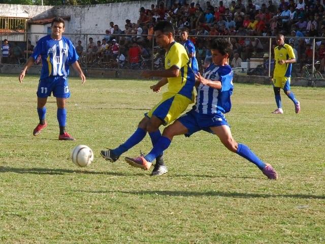 Seleção de Nova Olinda do Maranhão estreia domingo no Intermunicipal 2018