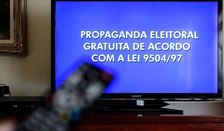Os números do horário eleitoral gratuito no Maranhão