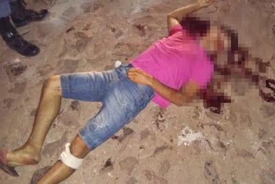 Mais um homicídio aconteceu neste sábado em Nova Olinda do Maranhão