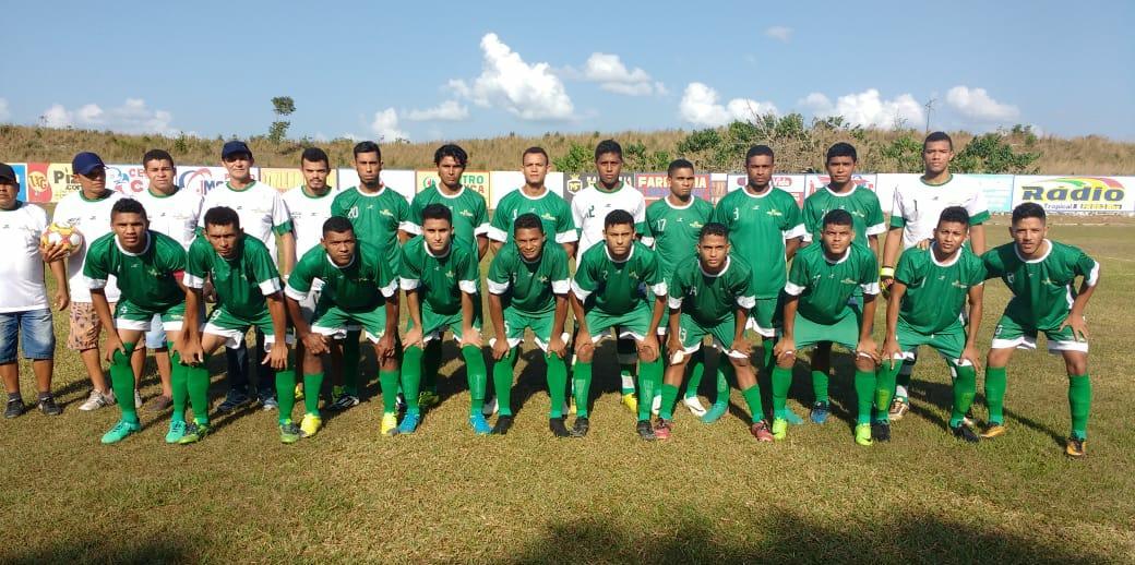 Seleção de Nova Olinda do Maranhão enfrenta Turiaçu na 3ª rodada do Campeonato Intermunicipal