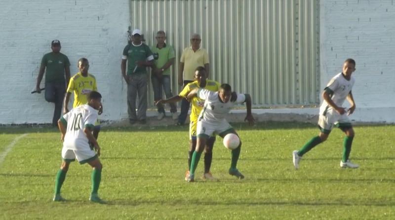 Intermunicipal 2018: Seleção de Nova Olinda vence em Maranhãozinho