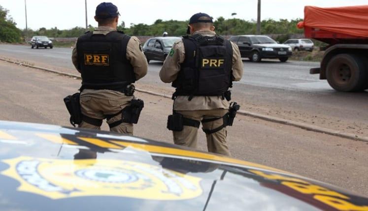 PRF inicia operação do feriadão hoje no Maranhão