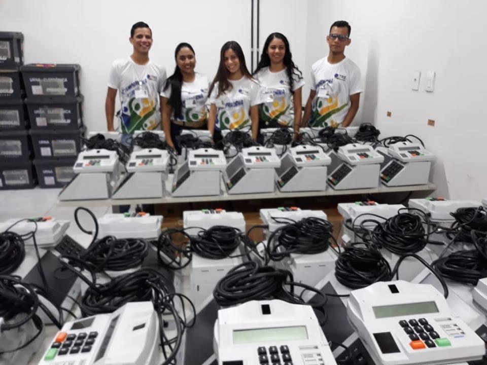 Eleições 2018: 161 urnas serão utilizadas na 80ª Zona Eleitoral domingo