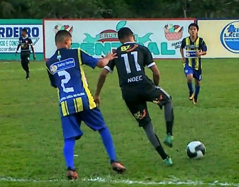 Maranhãozinho e Santa Luzia do Paruá classificam-se para a 2ª fase do Maranhense sub 17
