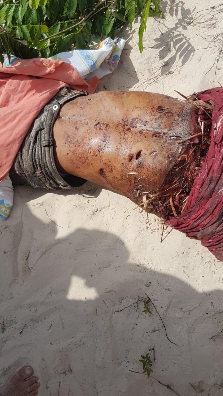 Corpo é encontrado às margens do Rio Turiaçu em Araguanã