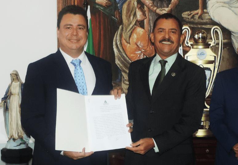 Dr. Rodrigo Costa Nina assume Comarca de Pinheiro