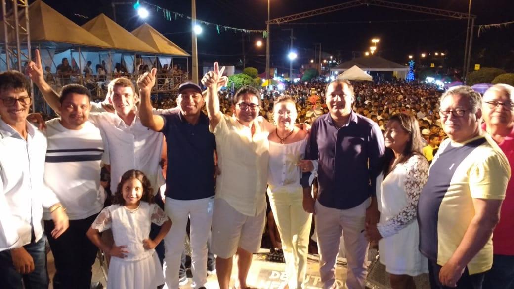 Recorde de Público no Réveillon de Nova Olinda do Maranhão