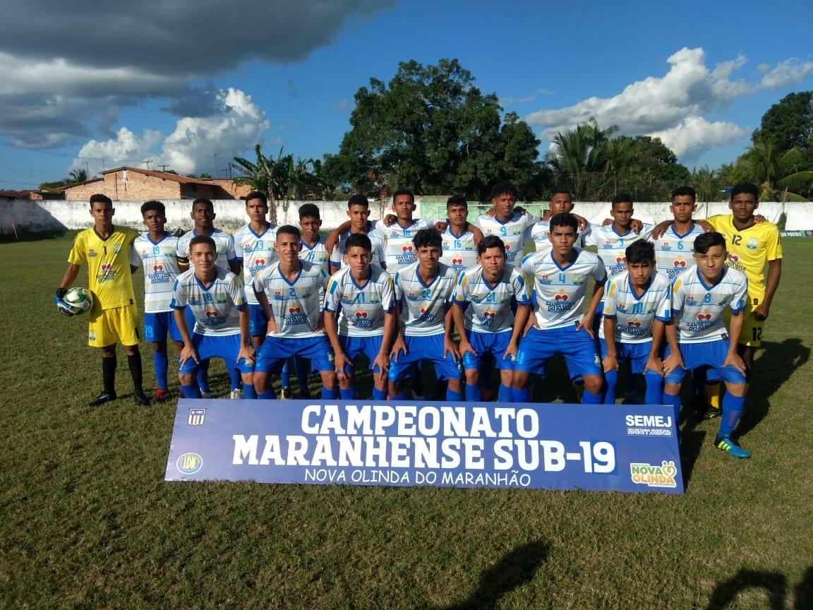 Santa Luzia do Paruá na final do Campeonato Maranhense sub 19