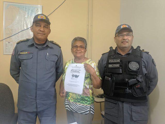 SEMED Nova Olinda do Maranhão e PM-MA firmam parceria para implantação do PROERD