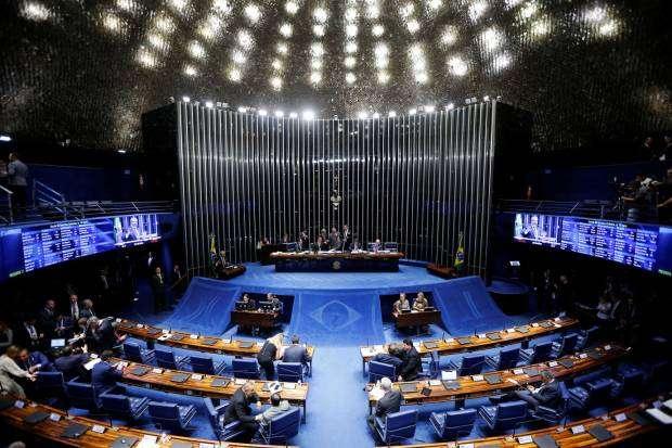 Senado aprova texto-base da reforma da Previdência em 2º turno por 60 a 19