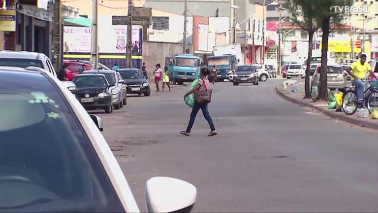 Urgente! Tremor de terra atinge Avenida Kennedy e pessoas evacuam os prédios