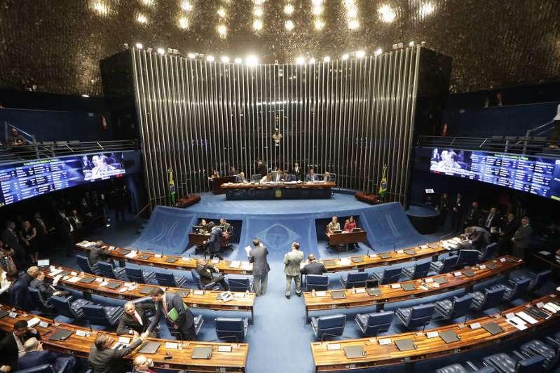 Senado aprova, em 1º turno, PEC paralela que inclui Estados e municípios na reforma da Previdência