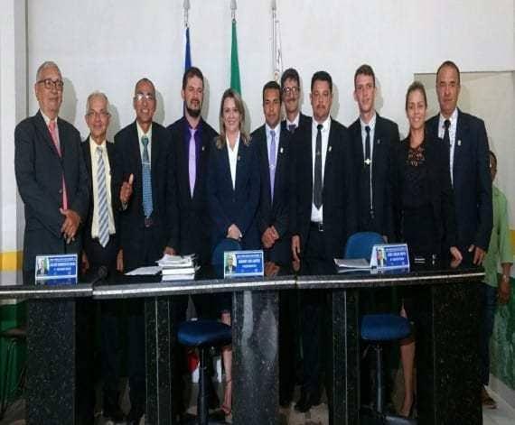 Câmara Municipal de Nova Olinda do Maranhão finaliza atividades do ano legislativo de 2019