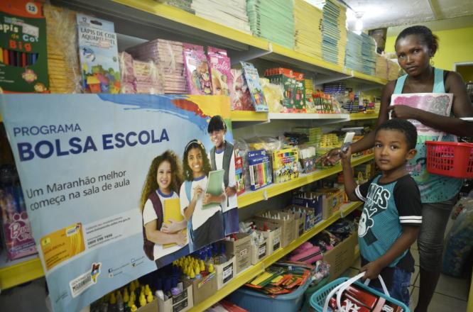 Governo do Maranhão inicia pagamento do Bolsa Escola – 2020