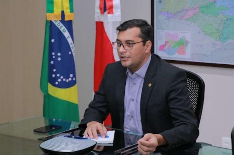 Governador do Amazonas é alvo de operação da PF