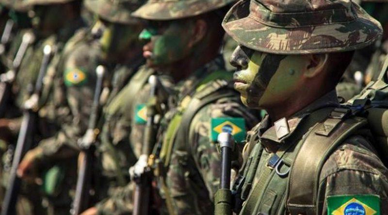 TSE autoriza uso das Forças Armadas em 98 cidades do Maranhão