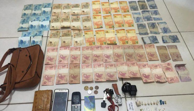 Seis pessoas são presas por suspeita de tráfico de drogas em Nova Olinda do do Maranhão