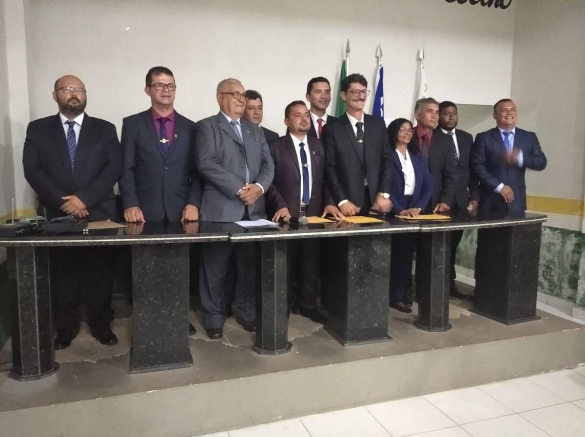 Câmara aprova Projetos e Requerimentos e prorrogação de descontos para a regularização fundiária em Nova Olinda do MA