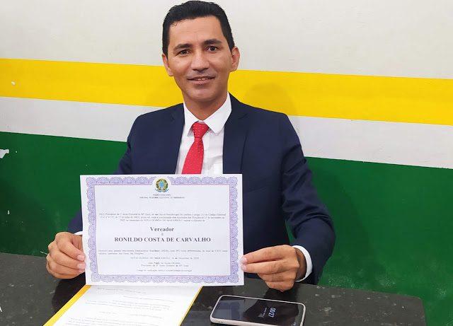 Vereador Ronildo da Farmácia promove mais uma ação social.