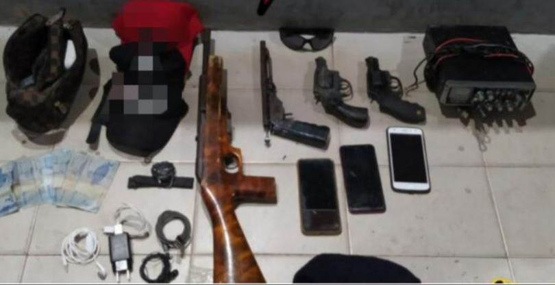 Em Turilândia, quatros suspeitos são mortos em confronto policial