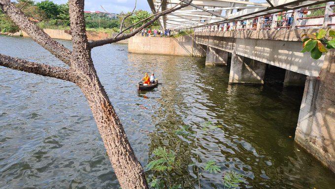 Corpo de mulher é encontrado na Barragem do Bacanga em São Luís