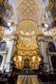 Altar mayor de la Catedral de Granada