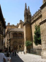 Vista de la Calle Oficios