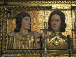 Don Felipe y doña Juana