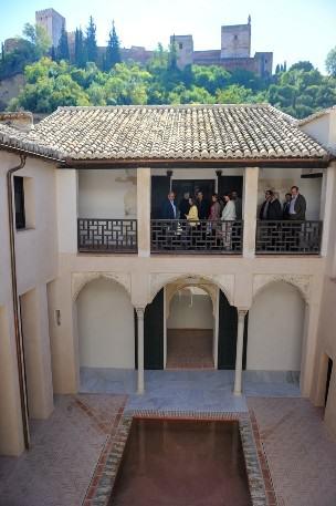 Vistas desde la Casa de Zafra