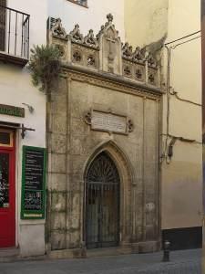 San Juan de Dios Chapel