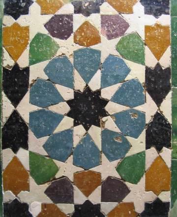 Alicatado Alhambra Patrick Charpiat