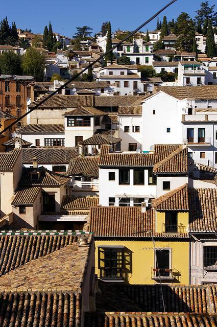 Albaicín - Plans in Granada