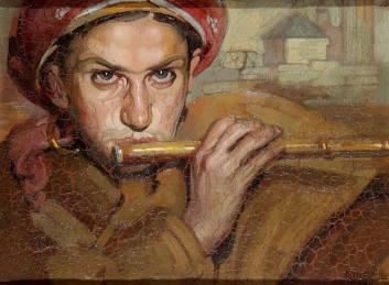 Gabriel Morcillo pintura