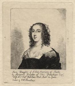 Lady Anne Fanshawe