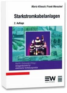 Cover Starkstromkabelanlagen,,2. Auflage