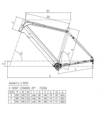Bicicletta Elettrica Bianchi Edoardo XT
