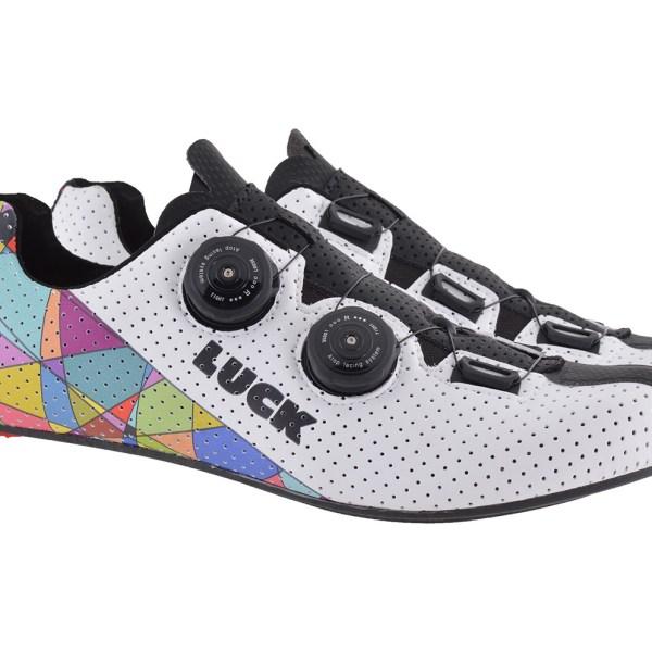 zapatillas carretera ciclismo graffiti