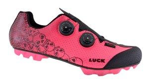 zapatillas-ciclismo-Luck-Galaxy-Calaveras