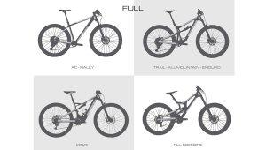 protector cuadro bicicleta