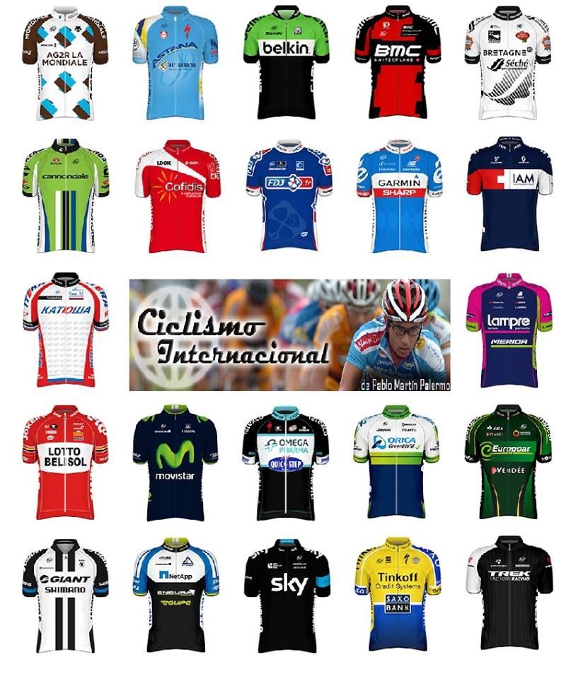 Tour de francia an lisis de los equipos ciclismo for Equipos de ciclismo