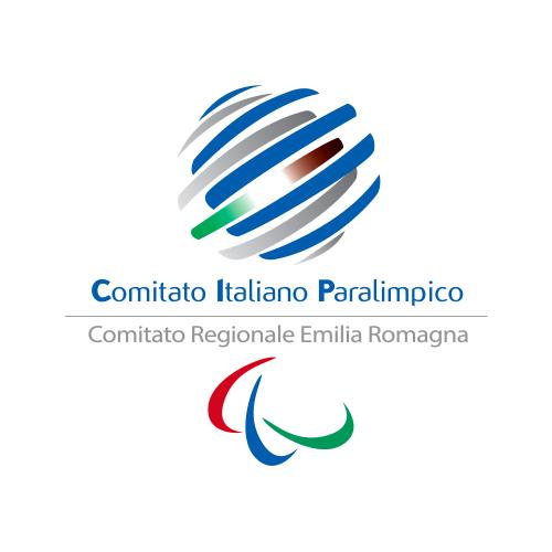 Logo del Comitato Paralimpico Italiano Comitato Regione Emilia Romagna