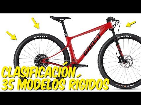 BICICLETAS MTB RÍGIDAS CLASIFICACIÓN ESCALADORAS VS BAJADORAS | DANIEL RACE