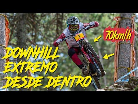 EL DOWNHILL ES LA FORMULA 1 DEL MOUNTAIN BIKE | DANIEL RACE