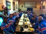Foto de grupo ciclismo de mallorca PalanKas. Salida de fin de año