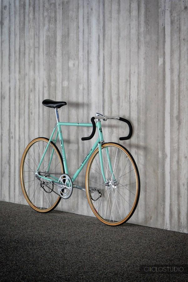 Bianchi Super Pista - Ciclostudio