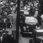 NY Traffic City Chaos 1939
