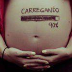 11 maneiras criativas de dizer que estou grávida