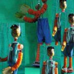 Como Fazer Marionetes com Tampinhas Pet e técnica de manipulação de fantoches