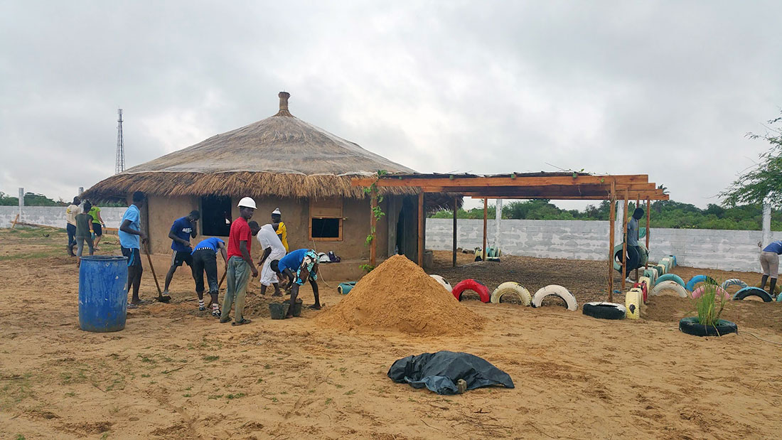 Cideal trabaja por combatir la desnutrición en el norte de senegal