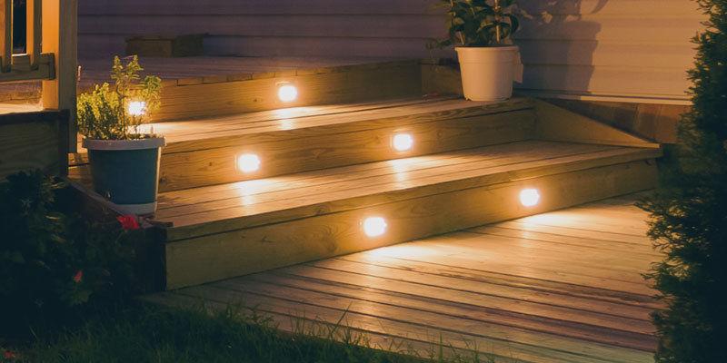 8 best outdoor deck lighting ideas